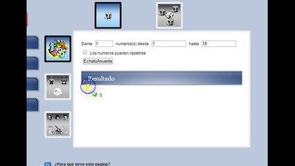 DiaDelContador - Sorteo de la calculadora
