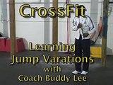 CrossFit - Salto à Corda - Aprendendo variações de saltos, com o treinador Buddy Lee.wmv