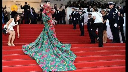 """20150527 锵锵三人行 窦文涛:红毯就像另一块银幕 催生""""毯星"""""""