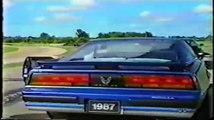 1987 Pontiac Firebird & Trans Am GTA Road Test