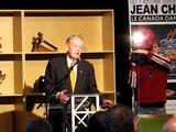 Musée du Premier ministre Jean Chrétien: Le Canada dans le monde - Allocution de M. Chrétien