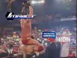 Impact Wrestling & Ring of Honor on UPN