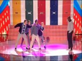 Old Men Grooving - Semi-final 2 - Britain's Got Talent 2015