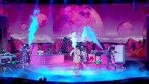 Britain's Got Talent 2015 S09E08 Semi-Finals Lorraine Bowen Crazy LSD Induced Singing Performance
