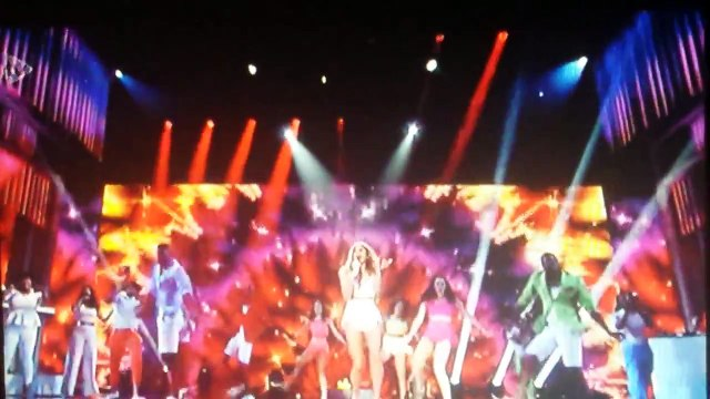 Alesha Dixon sings live BRITAIN'S GOT TALENT ALESHA DIXON