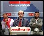 Presentación de los foros del Programa Electoral del PSOE