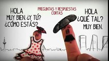 Greetings in Spanish, basic conversation - Learn Spanish lessons