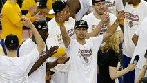 Stephen Curry, Warriors NBA Finals Bound