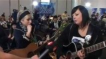 Idol 2008 Louise Ljungberg och Rebecka Haak Sverige audition Göteborg