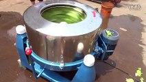 Máy li tâm tách nước/ máy li tâm tách dầu/ máy li tâm theo mẻ/ máy quay li tâm