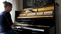 Lina (14) spielt Asturias von Isaac Albéniz · Version Joja Wendt · Piano