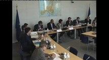 Intervention d'H. Désir à son audition sur la politique migratoire européenne et la préparation du prochain Conseil européen par la Commission des Aff. européennes de l'Assemblée nationale
