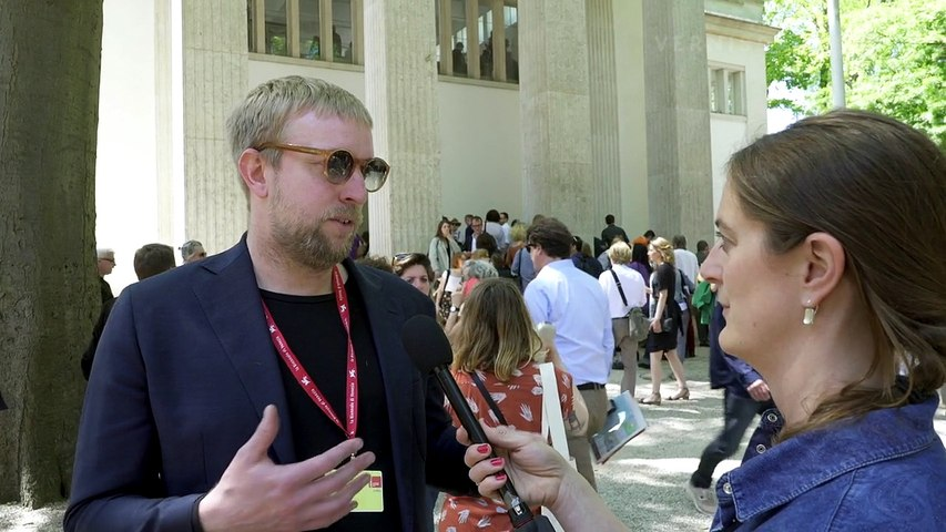 Interview with Tobias Zielony, German Pavilion at Venice Art Biennale 2015