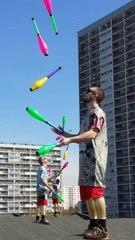 Funny & Crazy Juggling