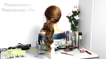 Hairstyles Wedding Prom Hairstyles For Long Hair  Bridal Hairstyles Tutorial