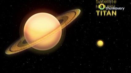 Le Monde fascinant de Titan LE MONDE
