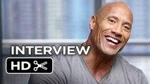San Andreas Interview - Dwayne Johnson (2015) - Action Thriller HD