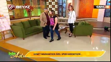 İşin Aslı 28.05.2015 Stüdyo Konuğu : Ahmet Maranki