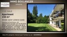 For Sale - Apartment - RHODE-SAINT-GENESE (1640) - 150m²