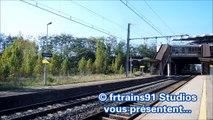 QUELQUES TRAMS-TRAINS EN GARE DE LYON - GORGE-DE-LOUP