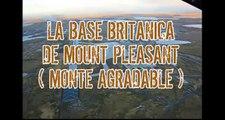 El aeropuerto militar Inglés en las Islas Malvinas - Base OTAN de Monte Agradable (Mount Pleasant)