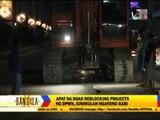 EDSA reblocking by DPWH