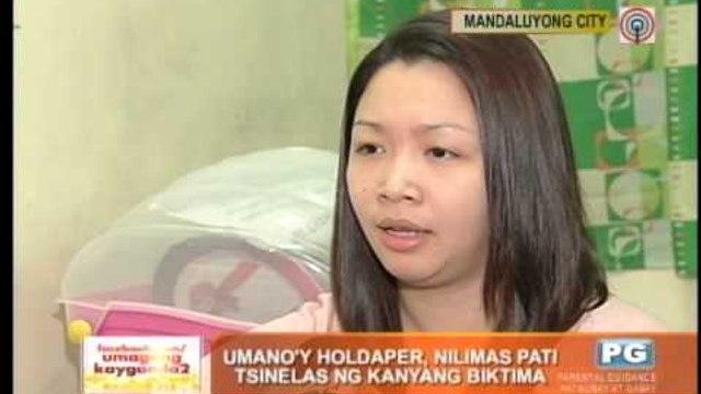 Robber victimizes call center agent near MRT-Ortigas