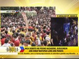 What touching Black Nazarene means for devotees