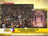 Hundreds injured in Black Nazarene feast