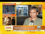 Fake cop nabbed in QC