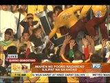 WATCH: Devotees get rowdy as Nazarene procession begins