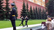 Changing of the Guard Perfect - Moscow, Kremlin 2010