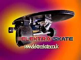 Electric skateboards from ELEKTROSKATE electric skateboard