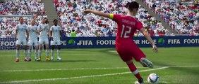 FIFA 16 avec les équipes nationales féminines