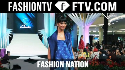 Fashion Nation Opening & Capsule Collection | FashionTV