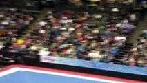Jordyn Wieber- 2012 floor Pacific Rim Gymnastics