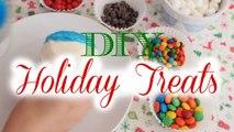 Easy & Yummy DIY Holiday Treats! ♥ 2014