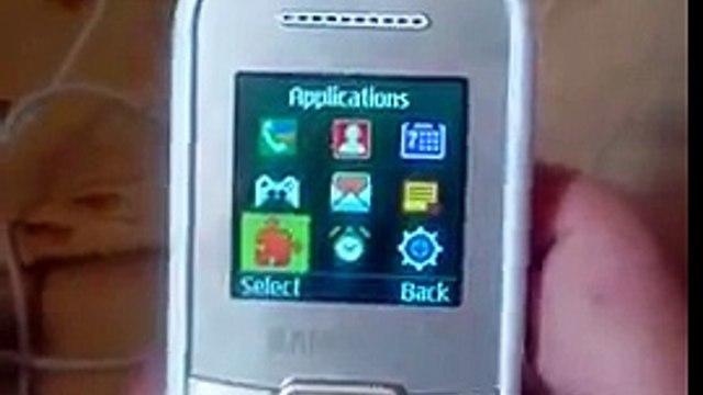 Samsung GURU mobile review