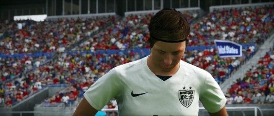 Les femmes débarquent sur la pelouse de FIFA 16