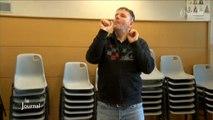 Vendée : Sensibiliser les jeunes au langage des signes