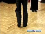 How to Dance the Foxtrot : Back Rock Steps for Men in Foxtrot Dancing