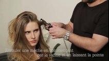 Comment faire une coiffure sur un visage ovale ? tuto coiffure