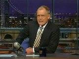 Frasier - Extras - David Hyde Pierce On Letterman (2004)