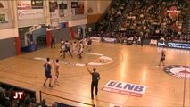 Basket Pro B : Aix Maurienne Savoie Basket vs Angers (91-76)