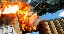 Transformers: Age of Extinction - CLIP: Optimus vs. Lockdown Final Fight (2014)   IMAX