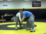 Defending Underhook to Duck Under KOLAT.COM Wrestling Techniques Moves Instruction