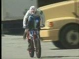 Extreme Stunt Bike Riding Exhibitionist