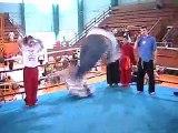 Capoeira: Saltos, Vueltas y Patadas