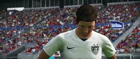 FIFA 16 - avec Les équipes nationales féminines - Trailer