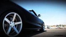 """Audi S5 Convertible on 20"""" Vossen VVS-CV3 Concave Wheels / Rims"""
